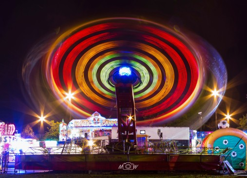 South Inch Fun Fair, Perth - September 2017