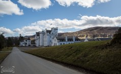 Blair Castle, Blair Atholl - April 2018