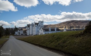 Blair Castle, Blair Atholl - April 2018