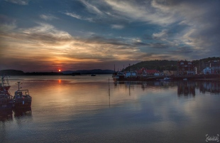 Oban Sunset - 28/05/18