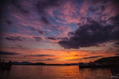 Oban Sunset - 30/05/18