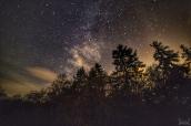 Dron Milky Way December 23018