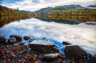 Pitlochry October 2018