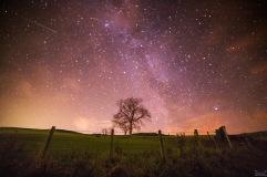 Rossie Ochil Milky Way, November 2019
