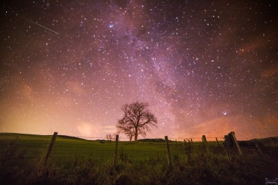 Rossie Ochil Milky Way, November 2019